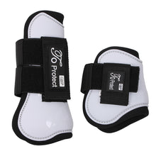 Load image into Gallery viewer, QHP Luxury Tendon Boots Set