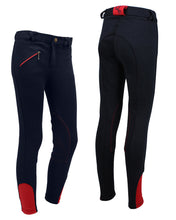 "Load image into Gallery viewer, QHP Breeches ""Junior"""