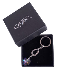"QHP Bridle Charms ""Horseshoe"""