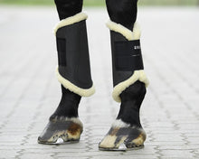 "Load image into Gallery viewer, Busse Tendon Boots ""Art-Fur"""