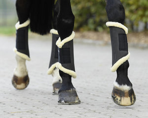 "Busse Tendon Boots ""Art-Fur"""