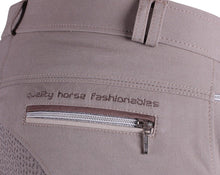 "Load image into Gallery viewer, QHP Men Breeches ""Jason"""