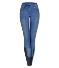 "Load image into Gallery viewer, ELT Denim Breeches ""Hope"""