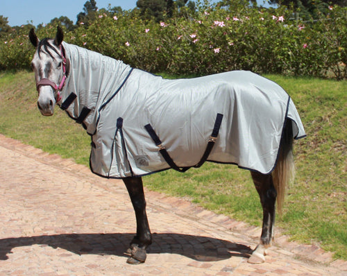 WOH Fly Sheet with Full Neck Protect