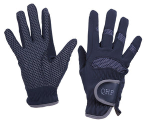"QHP Glove ""Multi Hexagon'"