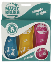 Load image into Gallery viewer, Kerbl Magic Brush Set of 3