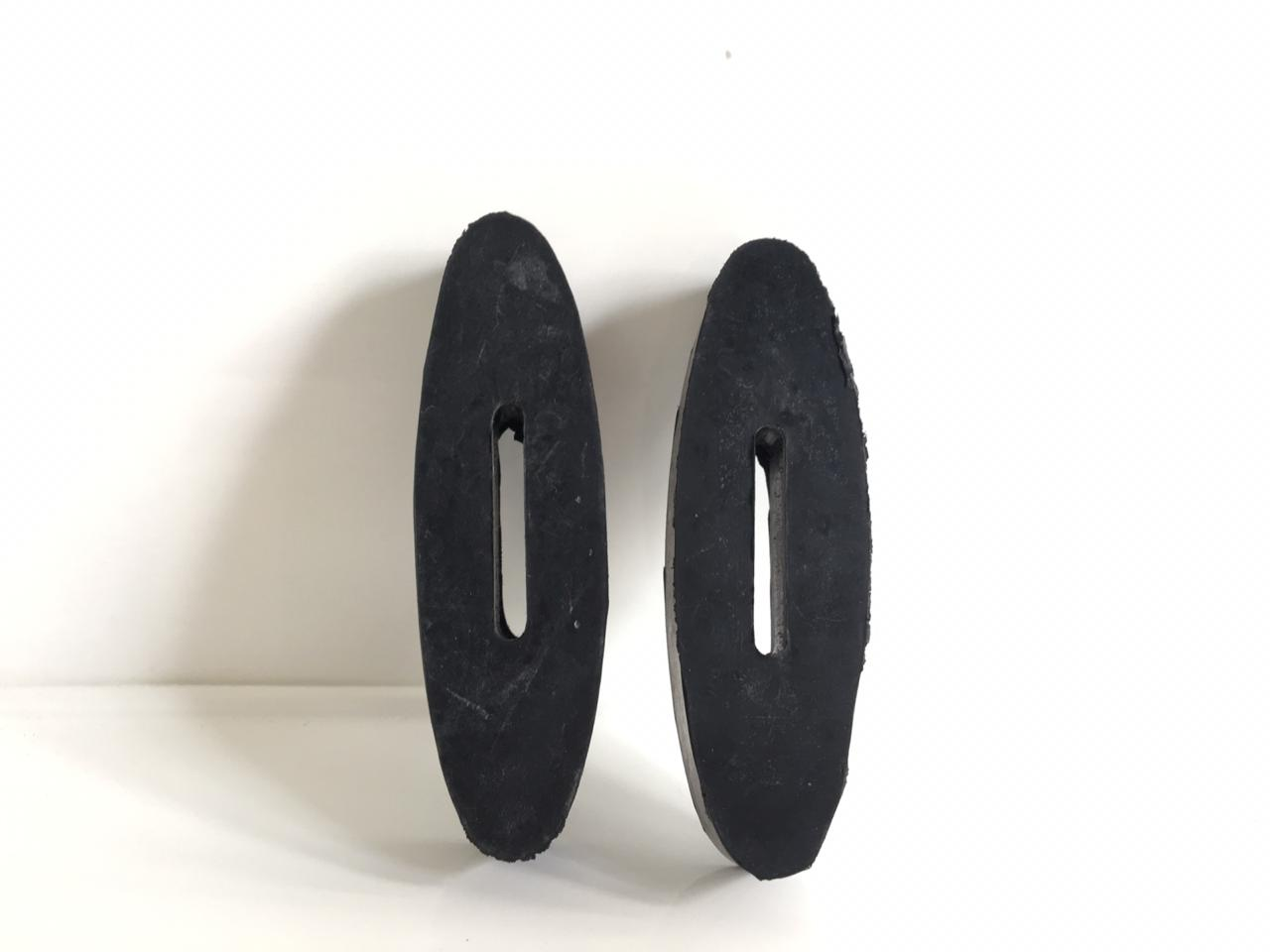 Saddle-Up Rubber Rein Stoppers