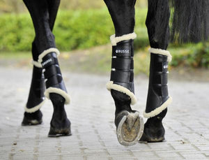 "Busse Tendon  Boots  ""St. Georges"""
