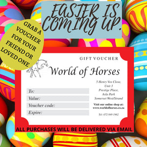 World of Horses Voucher