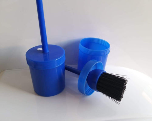Hoof Brush with Container