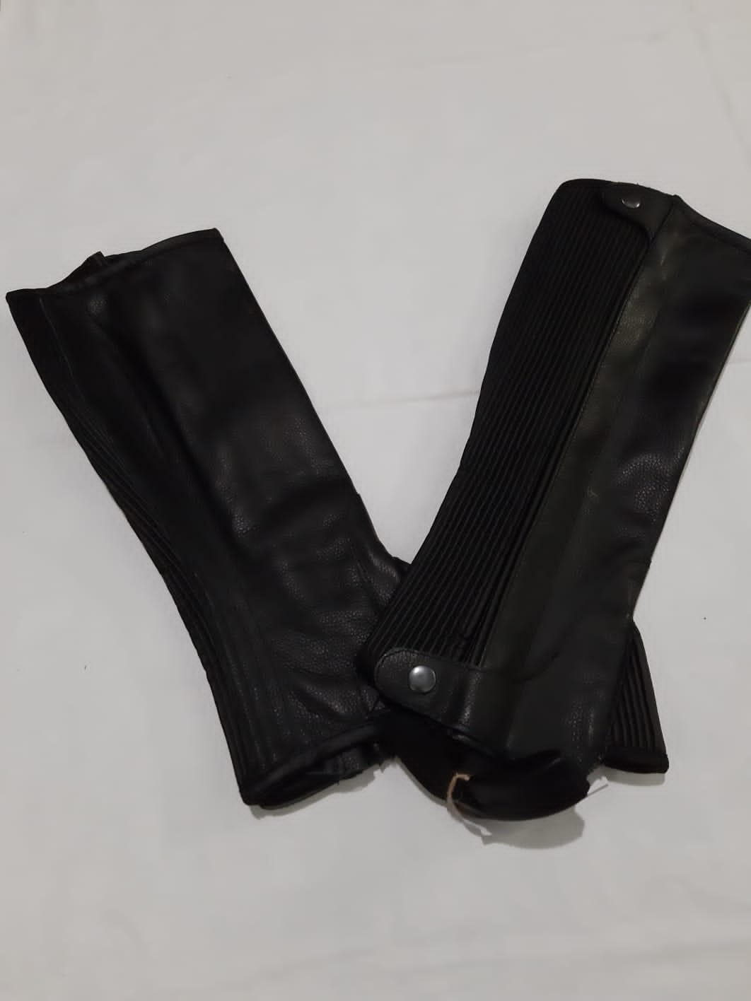 Saddle-Up Riding Chaps Leather