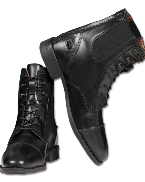 Waldhausen Lace-up Jodphurs Boots