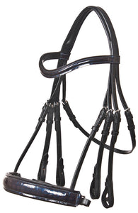 "QHP Double Bridle ""Apollo"""