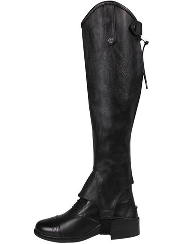 QHP Riding Chaps Artificial Leather