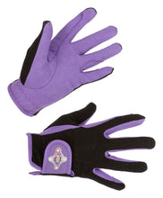Load image into Gallery viewer, Covalliero Kids Riding Gloves