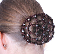 "Load image into Gallery viewer, QHP Hairnet ""Diamond"""