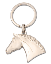 "Load image into Gallery viewer, Keyring ""Horsehead"""