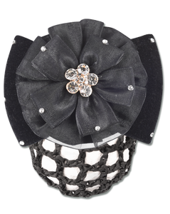 "Waldhausen Hairnet with clip ""Rosette"""