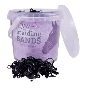 QHP Rubber Bands Wide 200g