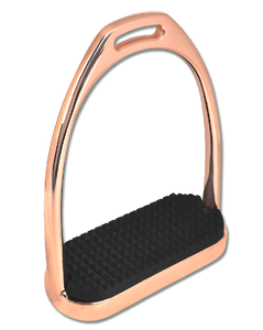 "Waldhausen Stirrup Iron ""Rose Gold"""