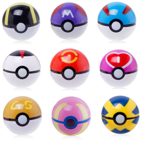 7cm Cute Pokemon Ball