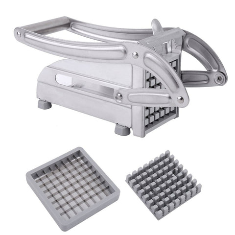 Stainless Steel Manual French Fries Slicer