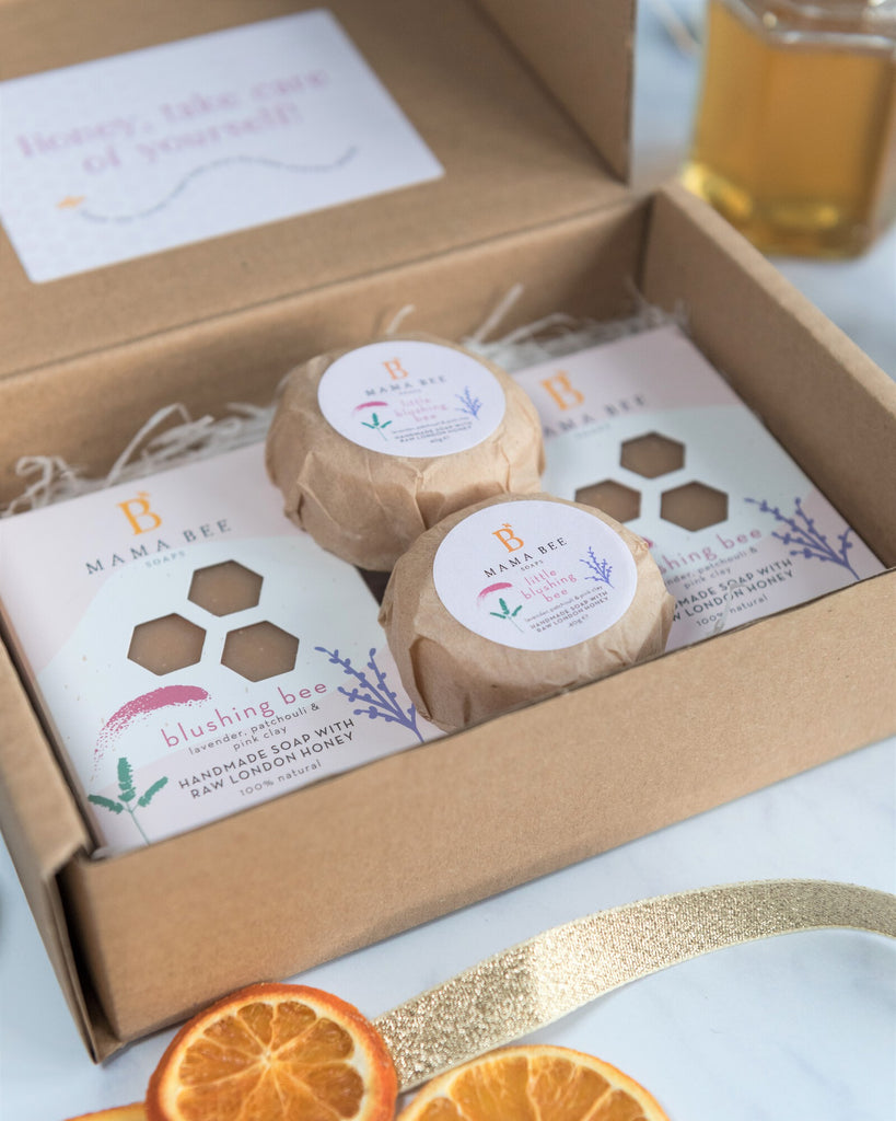 Honey, take care of yourself! Gift Box
