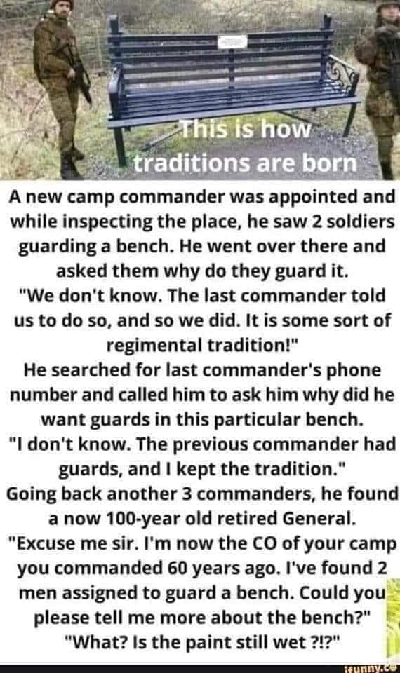IN THE ARMY NOW...