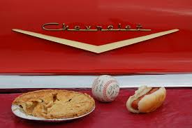 Apple Pie, Chevrolet, Mom, Traditional American values