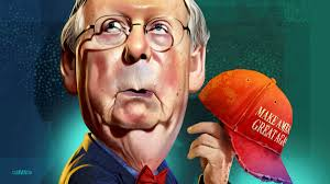 Mitch McConnell, the Fat Lady, Donald Trump