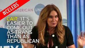 Caitly Jenner, Republican Party, donald Trump Support