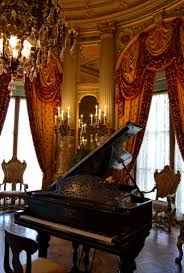 Conservatory, piano, play, music, beautiful