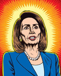 Nancy Pelosi, Capitol Riots, Donald Trump