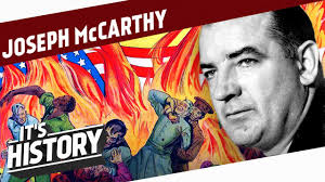Joe McCarthy, Nativism, Negative Politics
