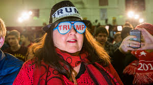 Women for Trump, 2016 election,