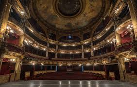 Theater, empty, the Fat Lady sings... Opera, Patrons, Management