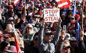 Stop the Steal, 2020 Election