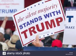 Donald Trump, Silent majority
