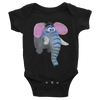 MR. ELEPHANT  Infant Bodysuit