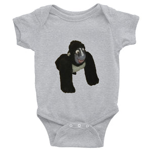 E. P. Lee, and the puppy howls collections all, MR. GORILLA Onesie, Jungle Buddies collection