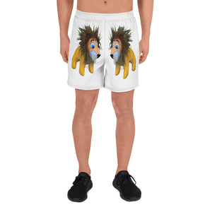 MR. LION Men's Athletic Long Shorts