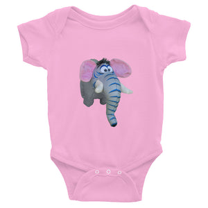 E. P. Lee, and the puppy howls collections all, MR.ELEPHANT Onesie, Jungle Buddies collection
