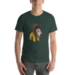 MR. LION Short-Sleeve Unisex T-Shirt