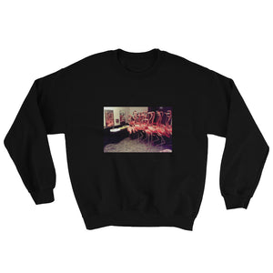 WAITING-IN-LINE Sweatshirt