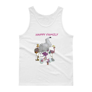ALL IN THE FAMILY Tank top