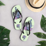 E. P. Lee, and the puppy howls collections all, MR. ELEPHANT Flip flops, Jungle Buddies Collection