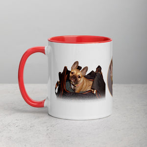 "FREUD ""IN-THE-BAG"" Mug with Color Inside"