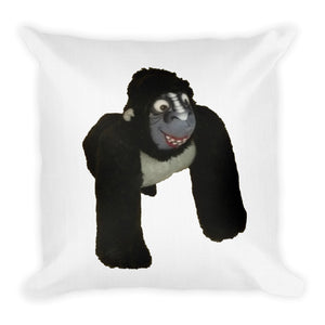 MR.GORILLA Square Pillow