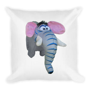 MR. ELEPHANT Square Pillow