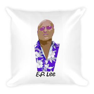 E.P. LEE II Square Pillow